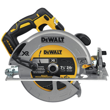 Factory Reconditioned Dewalt DCS570BR 20V MAX Brushless Lithium-Ion 7-1/4 in. Cordless Circular Saw (Tool Only)