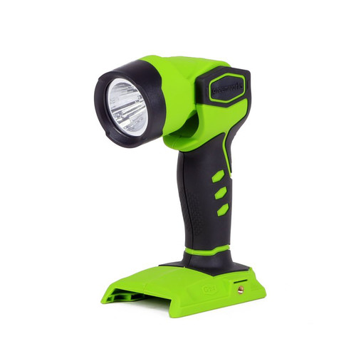 Greenworks 35062A G 24 24V Cordless Lithium-Ion Worklight (Bare Tool)