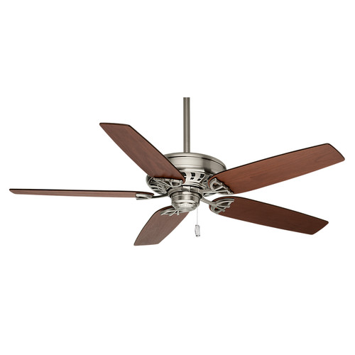 Casablanca 54021 54 in. Concentra Brushed Nickel Ceiling Fan