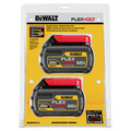 Dewalt DCB606-2 20V/60V MAX FLEXVOLT 6 Ah Lithium-Ion Battery (2-Pack) image number 3