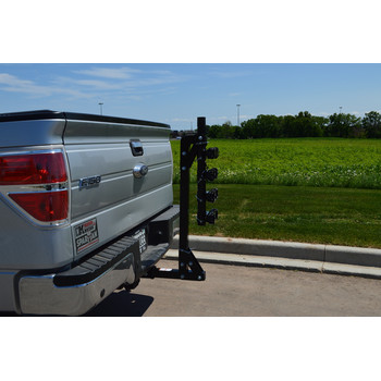 Detail K2 BCR490 Hitch-Mounted Bicycle Carrier image number 9