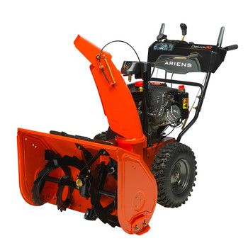 Ariens 921045 Deluxe 24 254CC 2-Stage Electric Start Gas Snow Blower with Headlight image number 1