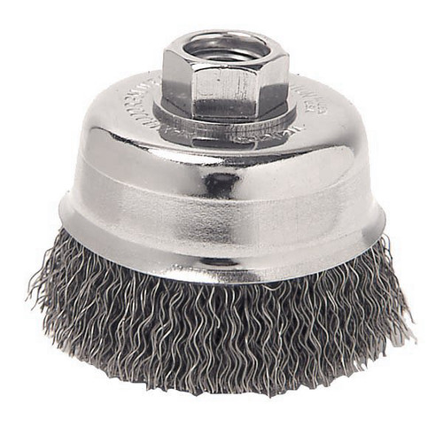 ATD 8231 5 in. Crimped Wire Cup Brush