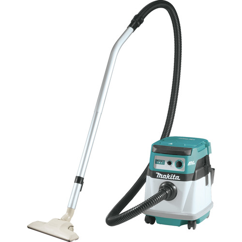 Makita XCV14Z 18V X2 LXT (36V) Lithium-Ion Brushless 4 Gal. Wet/Dry Vacuum (Tool Only) image number 0