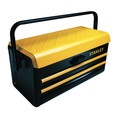 Stanley STST19502 19 in. Metal Tool Box with Two Auto-Slide Drawers