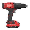Factory Reconditioned Craftsman CMCD711C2R 20V Variable Speed Lithium-Ion 1/2 in. Cordless Hammer Drill Kit (1.3 Ah) image number 3