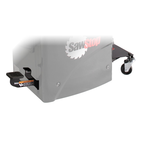 SawStop MB-PCS-000 Integrated Mobile Base for PCS175 and PCS31230 Professional Cabinet Saws