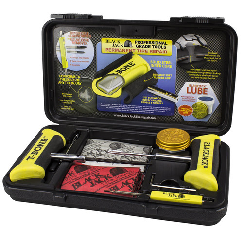 BlackJack KT-340 T-Bone Tire Repair Kit