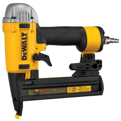 Factory Reconditioned Dewalt DWFP1838R 18-Gauge 1/4 in. Crown 1-1/2 in. Finish Stapler