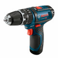 Bosch PS130-2A 12V Max Lithium-Ion Ultra Compact 3/8 in. Cordless Hammer Drill Kit (2 Ah) image number 1