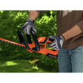 Black & Decker LHT2220B 20V MAX Cordless Lithium-Ion 22 in. Dual Action Hedge Trimmer (Tool Only) image number 6