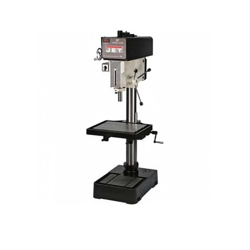 JET J-2223VS 20 in. 2 HP 3-Phase Variable Speed Drill Press