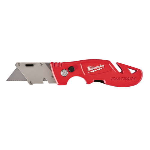 Milwaukee 48-22-1903 Fastback Flip Utility Knife with Blade Storage image number 0