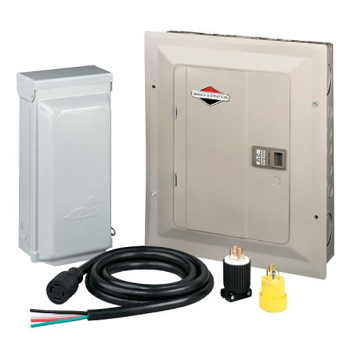 Briggs & Stratton 71014 30 Amp Manual Transfer Switch for 7 kW PowerNow Generators