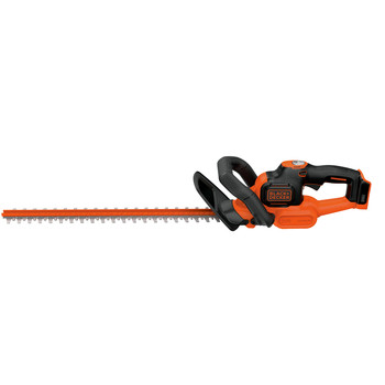 Factory Reconditioned Black & Decker LHT321R 20V MAX Cordless Lithium-Ion POWERCOMMAND 22 in. Hedge Trimmer image number 6