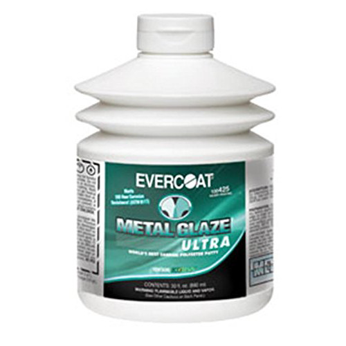 Evercoat 425 Metal Glaze Ultra 30 fl-oz. Pumptainer
