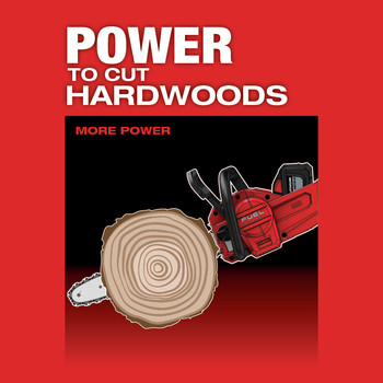 Milwaukee 2727-21HD M18 FUEL 16 in. Chainsaw Kit image number 15