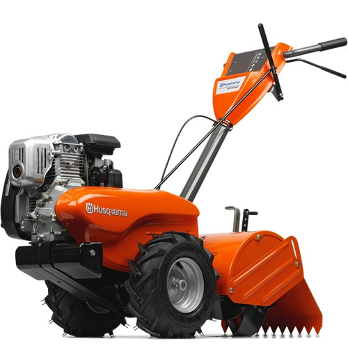 Husqvarna 960930025 205cc Gas 17 in. Dual Rotating Rear Tine Tiller image number 0
