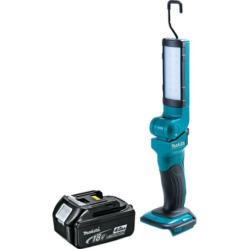 Makita DML801X1 18V LXT 3.0 Ah Lithium-Ion Slide Battery Pack with BONUS LED Flashlight