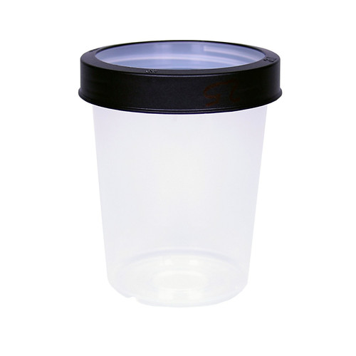 3M 16122 PPS Midi Cup  and  Collar, 400 mL