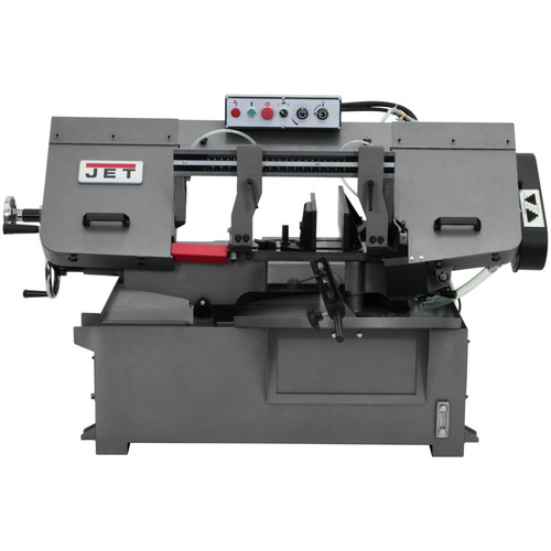 JET MBS-1014W-3 10 in. 3 HP 3-Phase Horizontal Mitering Band Saw