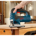 Bosch JS470E 7.0 Amp  Top-Handle Jigsaw image number 5