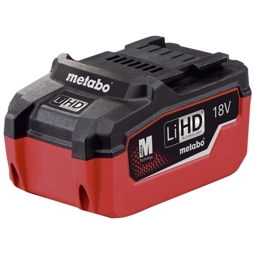 Metabo 625341000 18V 6.2 Ah LiHD Battery Pack