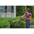 Black & Decker BEHTS300 20 in. SAWBLADE Electric Hedge Trimmer image number 3