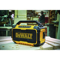 Factory Reconditioned Dewalt DCR010R 12V/20V MAX Lithium-Ion Jobsite Corded/Cordless Bluetooth Speaker (Tool Only) image number 6