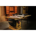 Powermatic PM25350WK 2000B Table Saw - 5HP/3PH 230/460V 50 in. RIP with Accu-Fence and Workbench image number 4