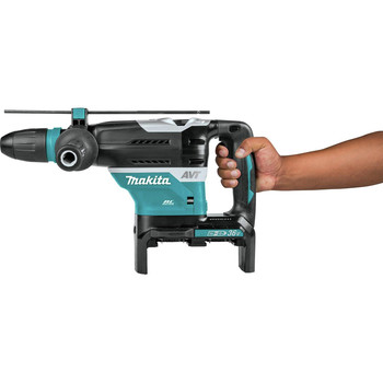 Makita XRH07ZKU 18V X2 LXT Lithium-Ion Brushless Cordless 1 9/16 in. Advanced AVT Rotary Hammer (Tool Only) image number 7