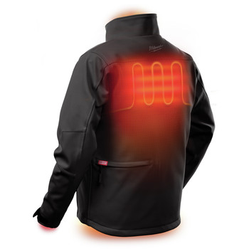 Milwaukee 202B-20S M12 12V Li-Ion Heated ToughShell Jacket (Jacket Only) image number 5