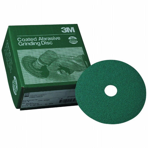 3M 1915 5 in. 24 Grit Grinding Disc (20-Pack)