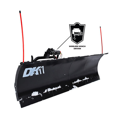 Detail K2 AVAL8219 Avalanche 82 in. x 19 in. T-Frame Snow Plow Kit image number 0