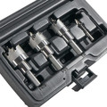 Klein Tools 31872 4-Piece Carbide Hole Cutter Set image number 2