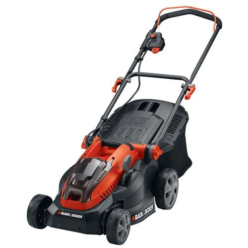 Factory Reconditioned Black & Decker CM1640R 40V Cordless Lithium-Ion 16 in. Lawn Mower