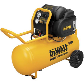 Factory Reconditioned Dewalt D55167R 1.6 HP 15 Gallon Oil-Free Dolly Air Compressor