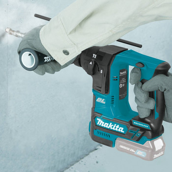 Makita RH01Z 12V MAX CXT Lithium-Ion Brushless Cordless 5/8 in. Rotary Hammer, accepts SDS-PLUS bits, (Tool Only) image number 5
