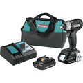Makita XWT13RB 18V LXT Lithium-Ion 2.0 Ah Sub-Compact Brushless 1/2 in. Square Drive Impact Wrench Kit image number 0