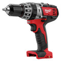 Factory Reconditioned Milwaukee 2697-82 M18 Lithium-Ion 1/2 in. Hammer Drill and Impact Driver High Performance Combo Kit image number 1