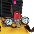 Factory Reconditioned Dewalt D55166R 6 Gallon Wheeled Horizontal Air Compressor image number 2