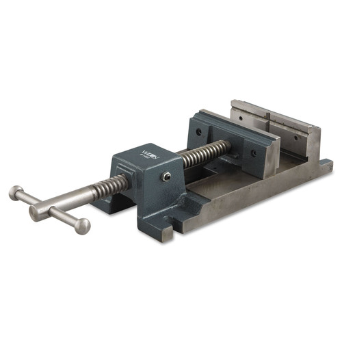 JET 63243 6 in. Jaw Heavy-Duty Drill-Press Vise Station
