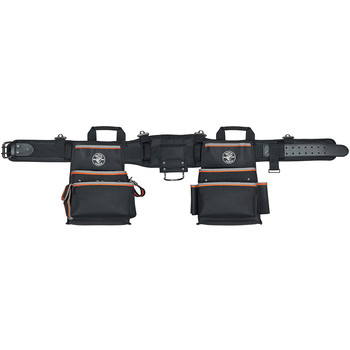 Klein Tools 55428 Tradesman Pro Electrician's Tool Belt - Large