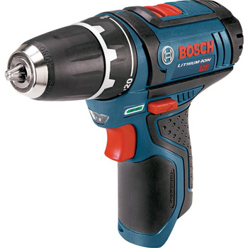 Bosch PS31BN 12V Max Lithium-Ion 3/8 in. Cordless Drill Driver with Exact-Fit Tool Insert Tray (Tool Only) image number 0