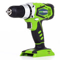 Greenworks 37012A G24 24V Cordless Lithium-Ion 1/2 in. Drill Driver (Tool Only)