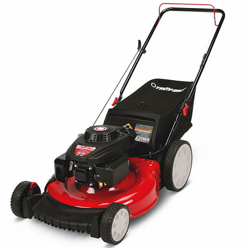 Troy-Bilt TB120 159cc Gas 21 in. TriAction 3-in-1 Push Mower (CARB) (Certified)