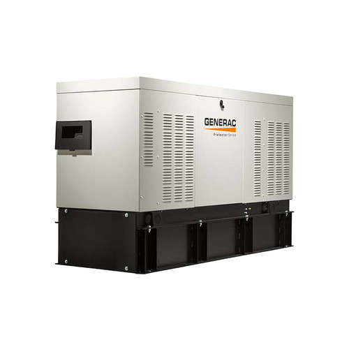 Generac RD03024ADAE 30kW D2.4L 120/240V Single Phase Ext Tank