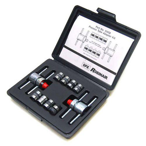 ROBINAIR Process Tube Adapter Kit 12458