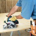 Bosch CCS180-B14 18V 6-1/2 In. Circular Saw Kit with CORE18V Battery image number 4