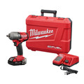 Milwaukee 2861-21CT M18 FUEL 1/2 in. Cordless Mid Torque Impact Wrench with Friction Ring Kit